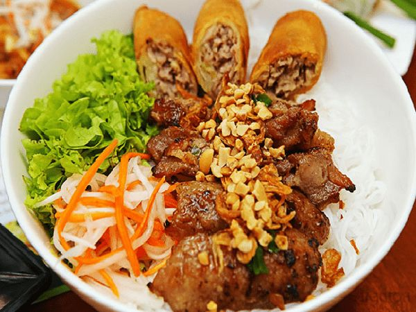 Vermicelli With Pork